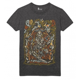 T-shirt Dark Souls Gravelord Tamanho L