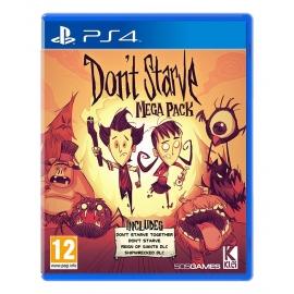 Don't Starve - Mega Pack PS4