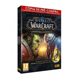 World of Warcraft: Battle for Azeroth PC (Pré-compra)