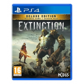Extinction - Delexu Edition PS4