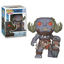 POP! Vinyl Games: God of War Fire Troll 271