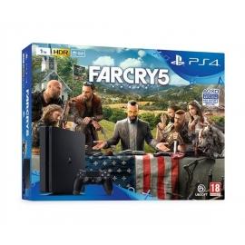 Bundle Consola PS4 Slim 1TB + Jogo Far Cry 5