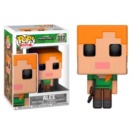 POP! Vinyl Games: Minecraft Alex 317