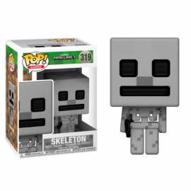 POP! Vinyl Games: Minecraft Skeleton 319