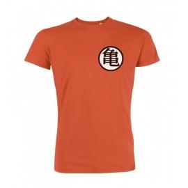 T-Shirt Dragon Ball Z Logo Tamanho M