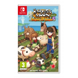 Harvest Moon: Light of Hope Special Edition Switch