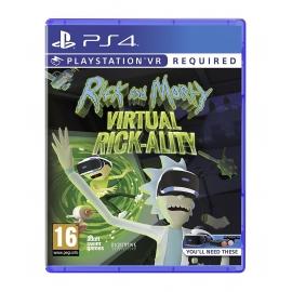 VR Rick and Morty: Virtual Rick-ality PS4