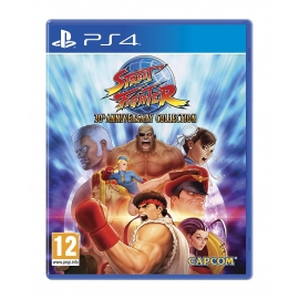 Street Fighter: 30th Anniversary Collection PS4