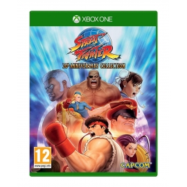 Street Fighter: 30th Anniversary Collection Xbox One