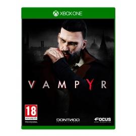 Vampyr Xbox One