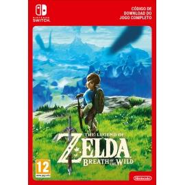 (Nintendo eShop) - The Legend of Zelda: Breath of the Wild - Switch