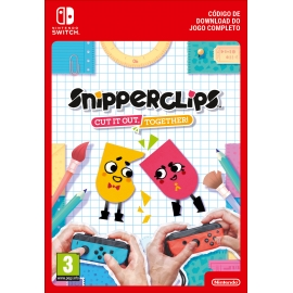 (Nintendo Digital) - Snipperclips: Cut it out - together - Switch
