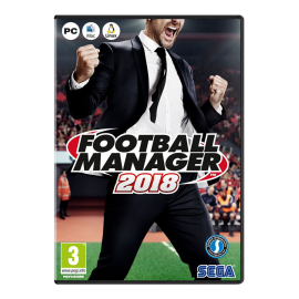 Football Manager 2018 (Em Português) PC/MAC/Linux