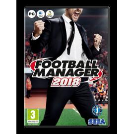 Football Manager 2018 (Em Português) PC/MAC