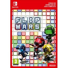 Flip Wars - Switch (Nintendo Digital)