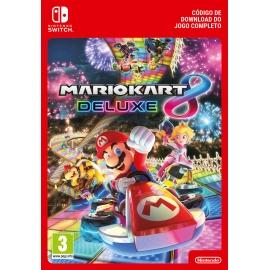 Mario Kart 8 Deluxe - Switch (Nintendo Digital)