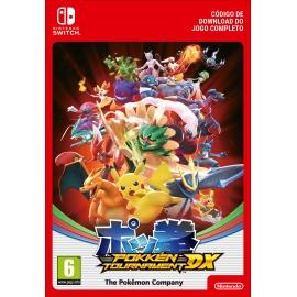Pokkén Tournament DX - Switch (Nintendo Digital)