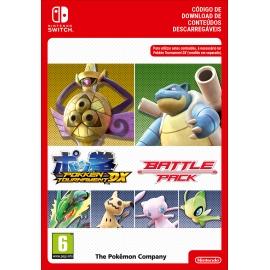 Pokkén Tournament DX Battle Pack - Switch (Nintendo Digital)