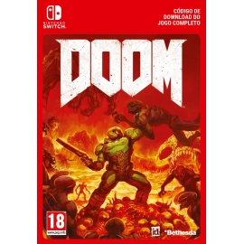 DOOM - Switch (Nintendo Digital)
