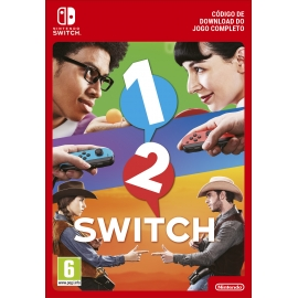 1-2 Switch - Switch (Nintendo Digital)