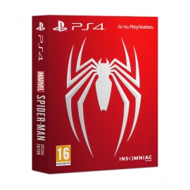 Marvel's Spider-Man (Em Português) PS4 - Edição Especial - Ofertas de Pré-Reserva