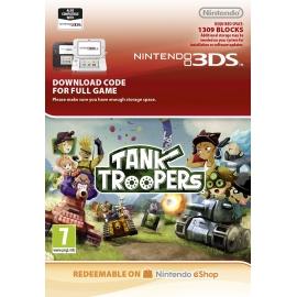 Tank Troopers - 3DS (Nintendo Digital)