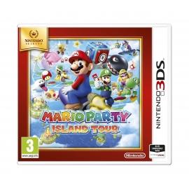 Mario Party Island Tour - 3DS (Nintendo Digital)