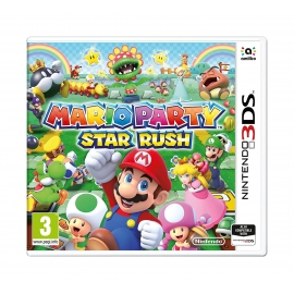 Mario Party Star Rush - 3DS (Nintendo Digital)