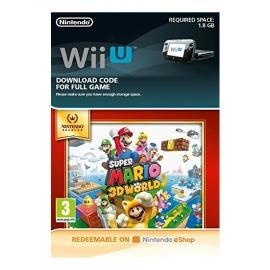 Super Mario 3D World - WiiU (Nintendo Digital)