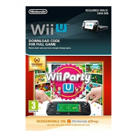 Wii Party U - WiiU (Nintendo Digital)