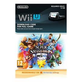 Super Smash Bros. for Wii U - WiiU (Nintendo Digital)