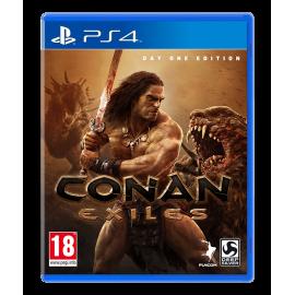 Conan Exiles - Day One Edition PS4