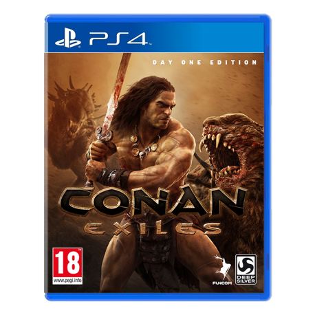 Conan Exiles - Day One Edition PS4