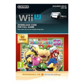 Mario Party 10 - WiiU (Nintendo Digital)