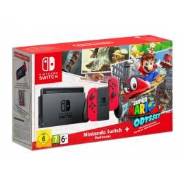 Consola Nintendo Switch Vermelha (Seminovo)