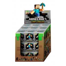 Figuras Minecraft Craftables - Blind Box