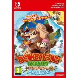 Donkey Kong Country: Tropical Freeze - Switch (Nintendo Digital)