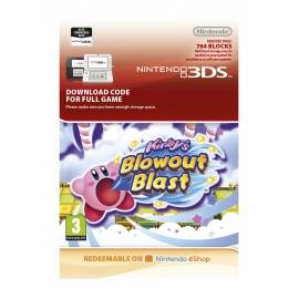 Kirby's Blowout Blast - 3DS (Nintendo Digital)