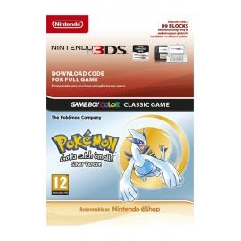 Pokémon Silver Version English (Virtual Console) - 3DS (Nintendo Digital)
