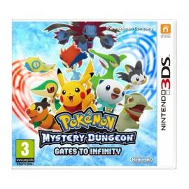 Pokémon Mystery Dungeon: Gates to Infinity - 3DS (Nintendo Digital)