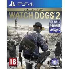 Watch Dogs 2 Gold Edition PS4 (Em Português)