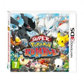 Super Pokémon Rumble - 3DS (Nintendo Digital)