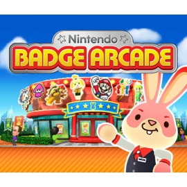 Nintendo Badge Arcade 15 plays (DLC) - 3DS (Nintendo Digital)