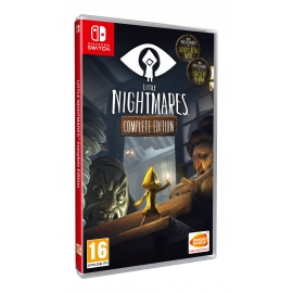 Little Nightmares - Complete Edition Switch