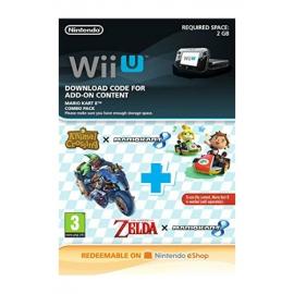 Mario Kart 8 Combo Pack (Zelda & ANCL) (DLC) - WiiU (Nintendo Digital)