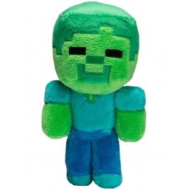 Peluche Minecraft Baby Zombie 22 cm