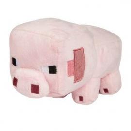 Peluche Minecraft Baby Pig 22 cm