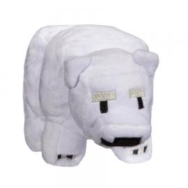Peluche Minecraft Baby Polar Bear 22 cm