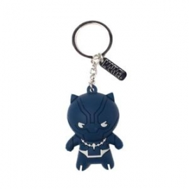 Porta-Chaves Marvel Black Panther 3D