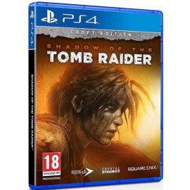 Shadow of Tomb Raider - Croft Edition - PS4